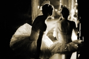 "English National Ballet. ""In The Wings"""