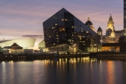 Mann Island Liverpool for RIBA