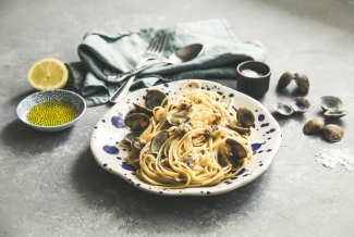 Spaghetti alle vongole - Personal project and  winner of  PDN taste 2018